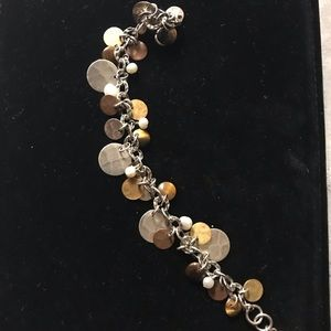 Silpada dangle bracelet